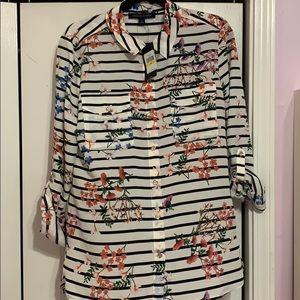 Brand New Tommy Hilfiger Blouse